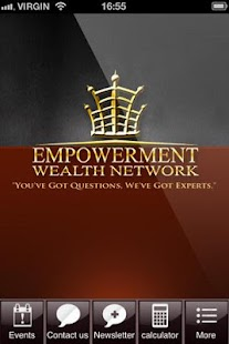 Empowerment Wealth Network - screenshot
