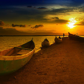by Ruri Irawan - Transportation Boats