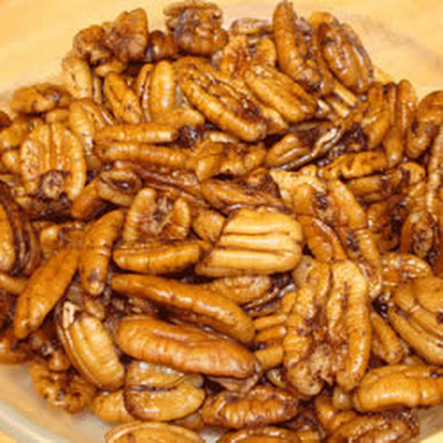 Spiced Nuts I