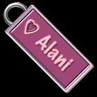 Alani Name Tag icon