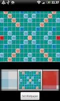 Screenshot of Scrabble GO Launcher EX Theme