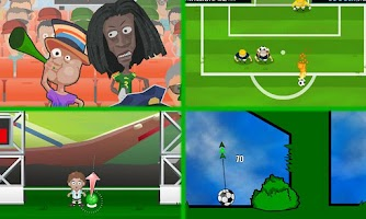 Screenshot of Jugar al Futbol