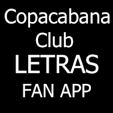 Copacabana Club letras