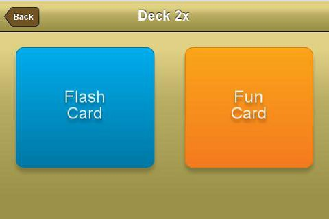 Times Table Flash Card Game