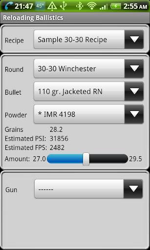 30-30 Winchester Ballistics