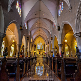 Grace's Grace by Jonathan Jackson - Buildings & Architecture Places of Worship ( interior, charleston, church, architecture, historic )