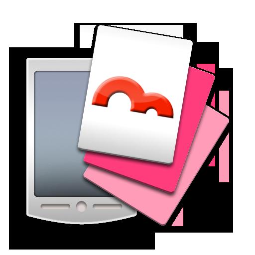 娱乐のキセカエ♪mu-moアプリ:壁紙/着せ替え/待受画像/デコメ LOGO-記事Game