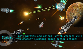 Screenshot of Space RPG
