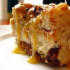 Kingfisher's Banana Bread Pudding