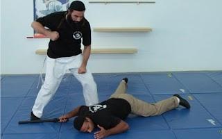 Screenshot of Krav Maga- Strikes