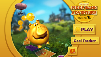 Screenshot of The Great Piggy Bank Adventure