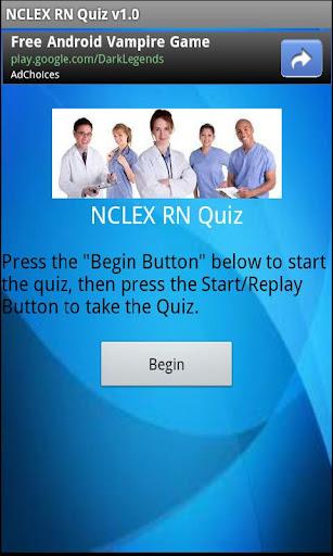 NCLEX RN Quiz Plus