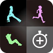 Free Interval Timer+ HIIT Training APK for Windows 8