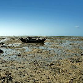 On dry land by Werner Booysen - Transportation Boats ( dry land, landscape photography, landscapes, landscape, boat, werner booysen,  )