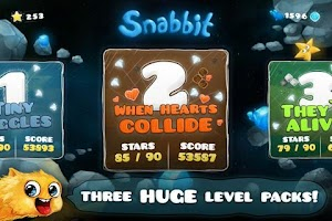 Screenshot of Snabbit - Snake reinvented