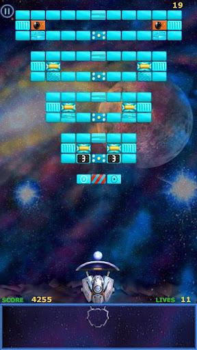【免費街機App】Meteor Brick Breaker 2-APP點子