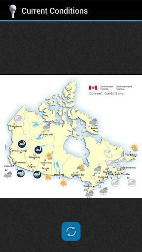 Meteo Radar Pro Canada - screenshot
