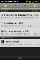 Screenshot of AbeBattery
