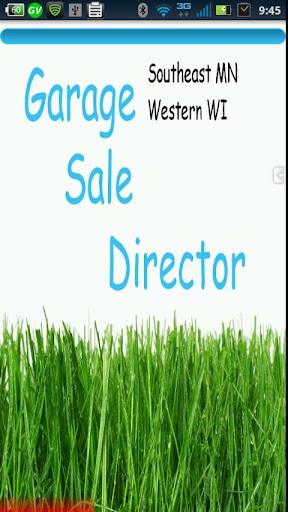 Garage Sale Director MN WI
