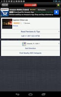 Screenshot of WiFi Finder with Biz Reviews