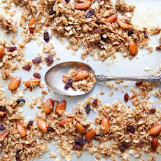 Almond and Coconut Granola Recipe