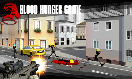 Stickman Shooter 3D For PC