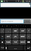 Screenshot of Perfect Keyboard Free