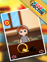 Screenshot of Little Ear Doctor -Clinic Game