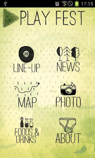 【免費娛樂App】Play fest 2012-APP點子