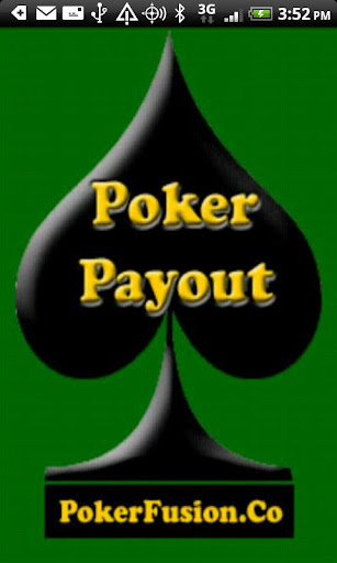 Poker Payout Trial Version