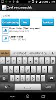 Screenshot of Zwemwater