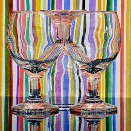 rainbow by Iulian Cahul - Artistic Objects Glass ( glass, rainbow )