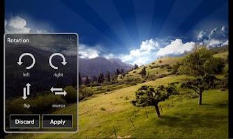 Screenshot of TouchUp Lite - Photo Editor
