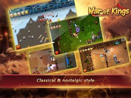 Screenshot of War of Kings