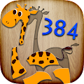384 Puzzles for Preschool Kids APK for Bluestacks