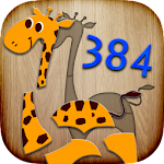384 Puzzles for Preschool Kids APK