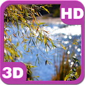 App Lake View Willow Landscape APK for Kindle