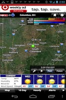 Screenshot of OHIO WX