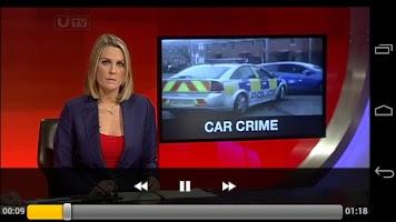 Screenshot of UTV