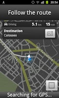 Screenshot of Colombo Open GPS