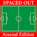 Spaced Out (Arsenal) icon