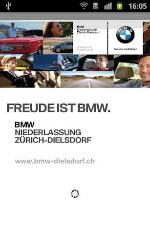 BMW Zürich-Dielsdorf