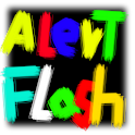Alert Flash Donate icon