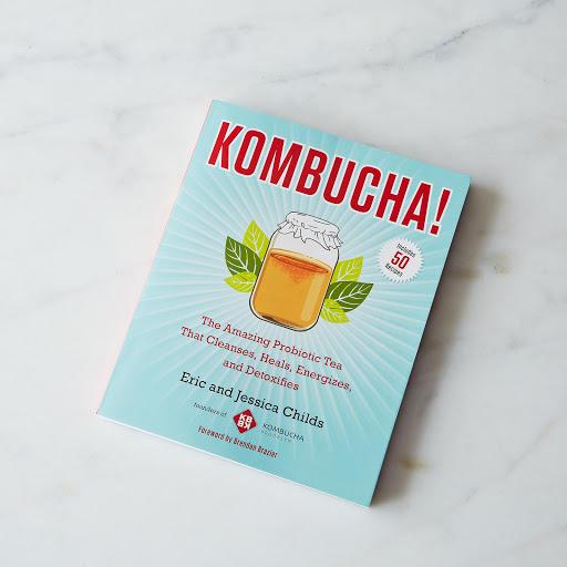 Kombucha! Signed Copy