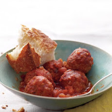 Slow-Cooker Spanish Meatballs