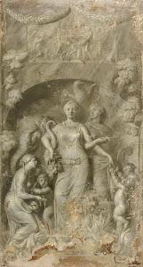 RIJKS: Gerard de Lairesse: painting 1683