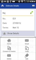Screenshot of Small Business Accounting
