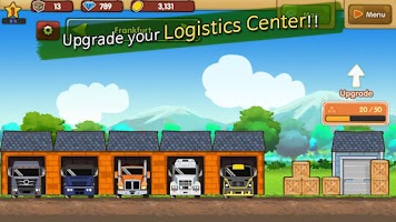 Screenshot of Logis Tycoon