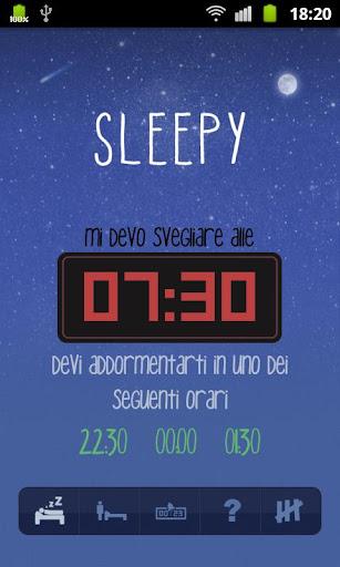Sleepy Free