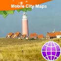 Den Helder, Texel, Street Map icon